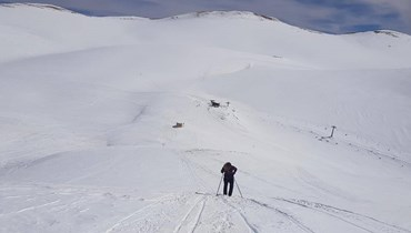 الطقس يتحول الى ماطر بغزارة والثلوج على 1200 متر