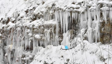 الطقس غداً ماطر بغزارة والثلوج تلامس الـ1100 متر