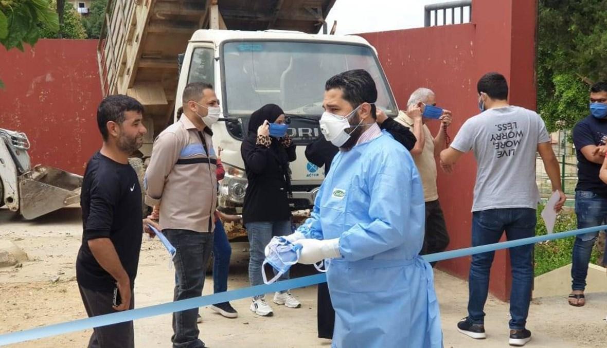 غرفة إدارة الكوارث في عكار: لا إصابات جديدة بكورونا في الـ24 ساعة الماضية