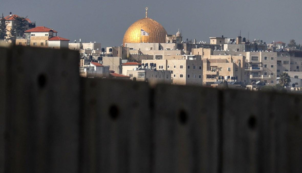 أبو ديس المشرِفة على المسجد الأقصى... عاصمة بعيدة الاحتمال لفلسطين (صور)