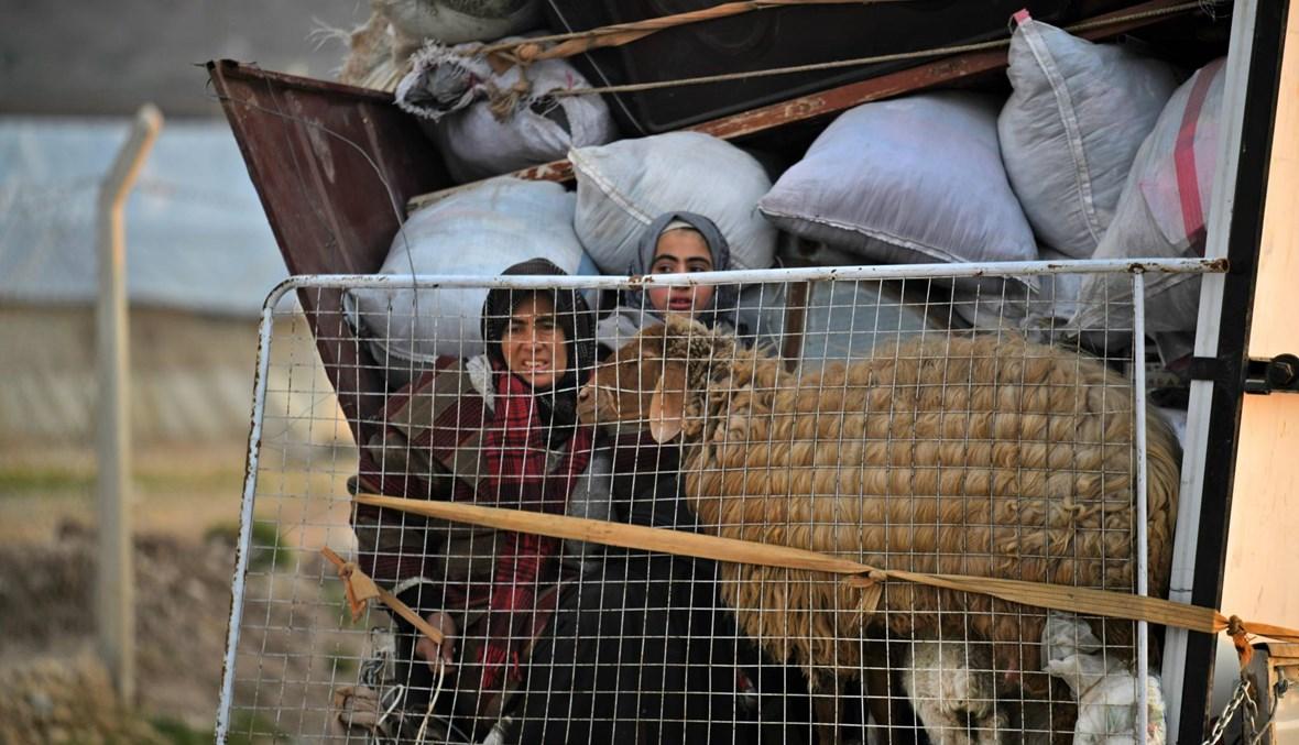 """الأمم المتّحدة تدعو تركيا الى """"توسيع نطاق استقبال"""" اللاجئين من سوريا"""