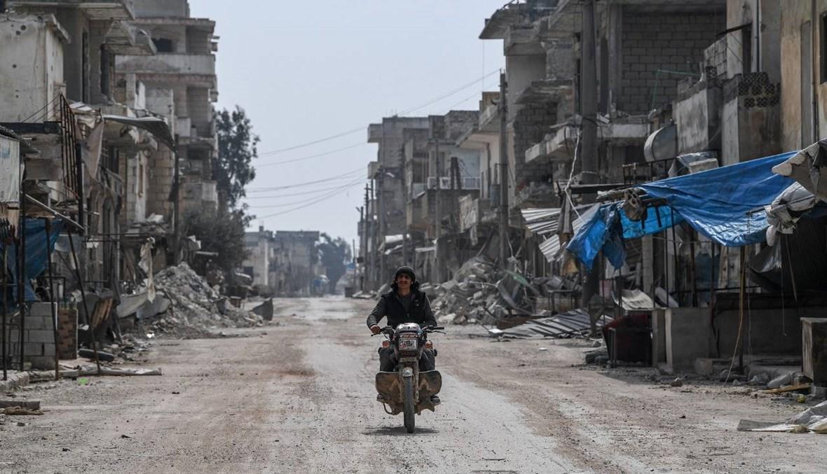 """بوتين وإردوغان يرحّبان بـ""""خفض التوتر"""" في محافظة إدلب السوريّة"""