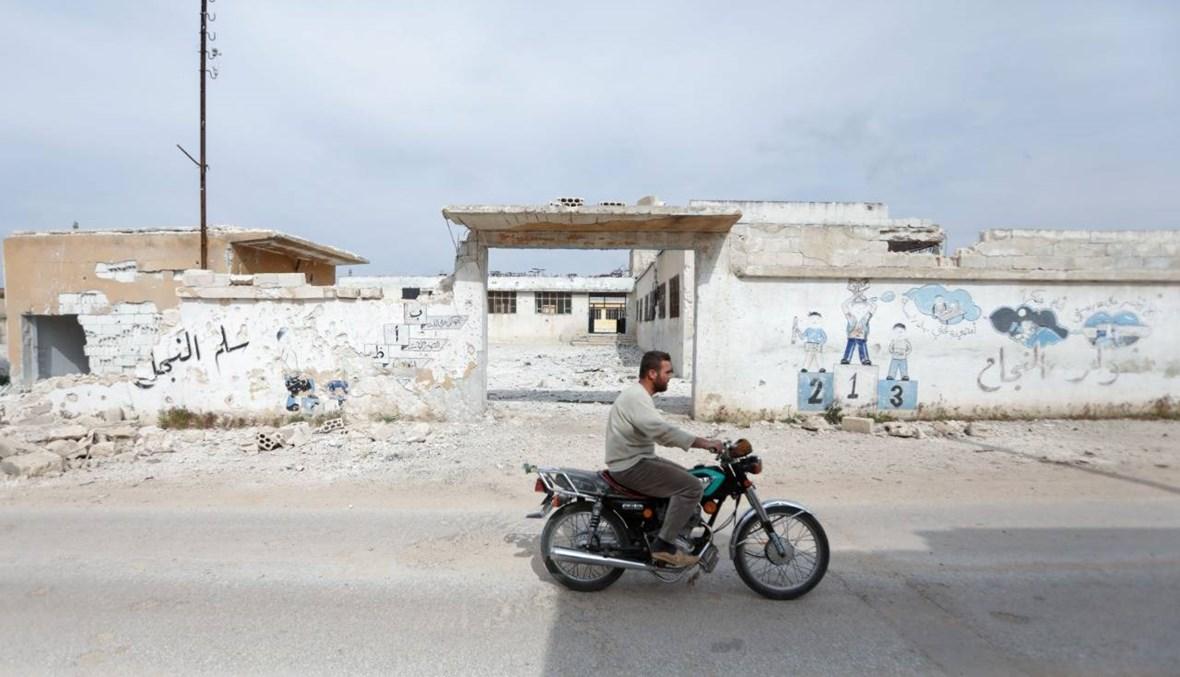 سوريا: مسلّحون هاجموا مديريّة حكوميّة في درعا... مقتل تسعة أمنيّين