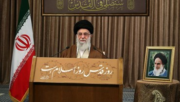 """خامنئي في يوم القدس: """"تحرير فلسطين واجب إسلامي"""""""