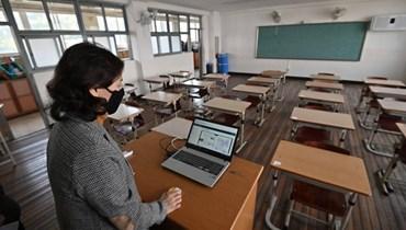أولى ملامح نجاح تجربة التعليم من بُعد في كلية الآداب والعلوم الإنسانية في الجامعة اللبنانية