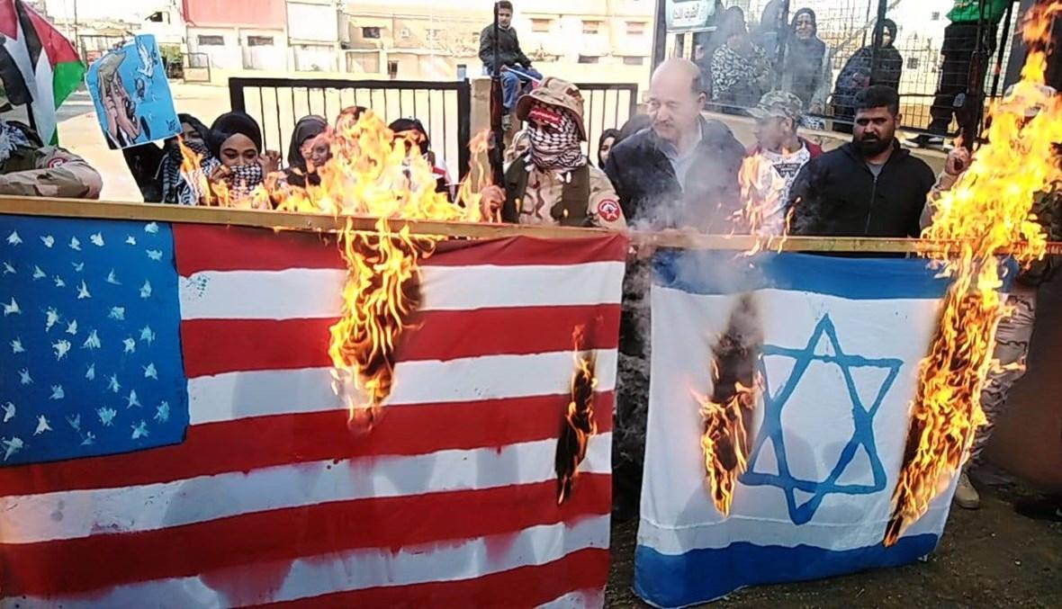 يقنع الفلسطينيون أم لا... هي المسألة!