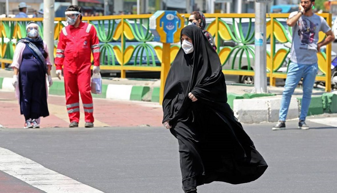 """المجتمع الدولي الذي يوازن """"نفوذ ايران"""""""
