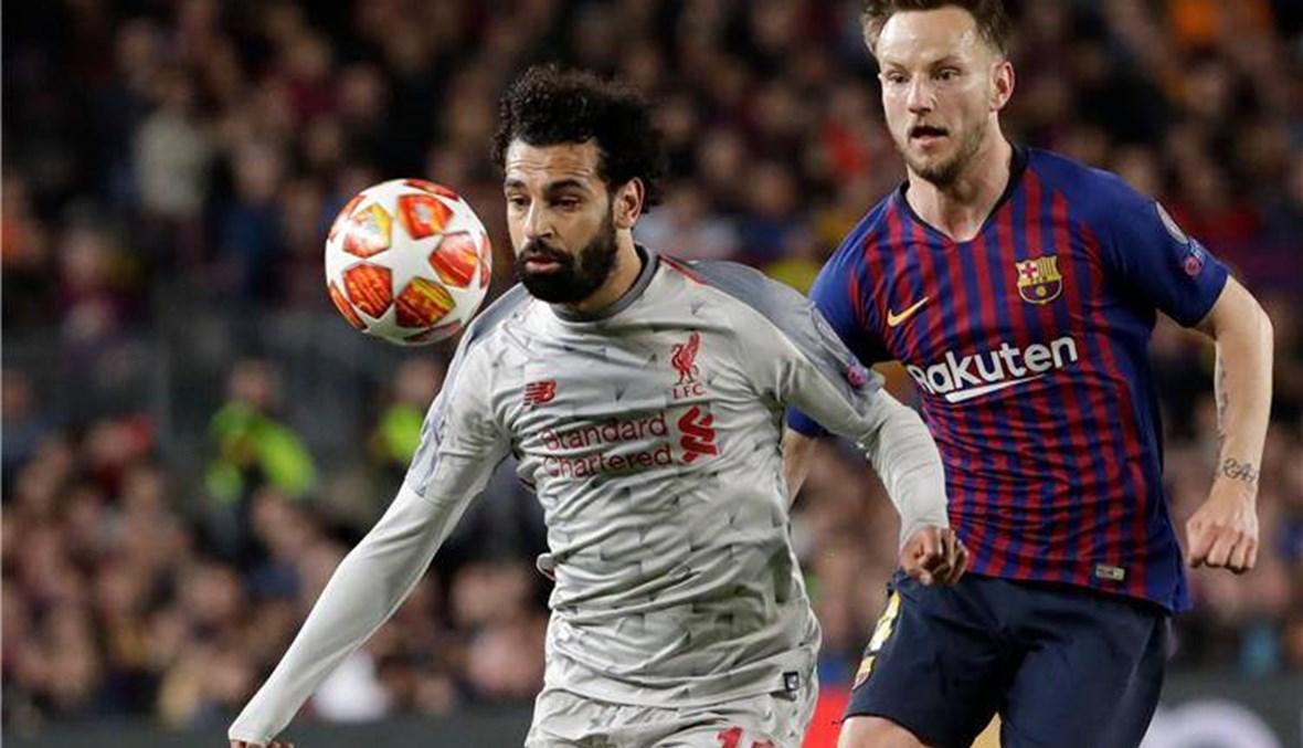 برشلونة يسعى إلى ضمّ محمد صلاح الموسم المقبل!