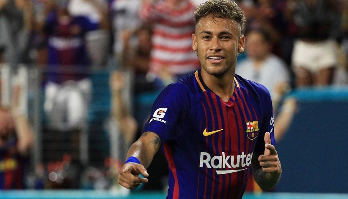 نيمار يستعين بالفيفا للعودة إلى برشلونة