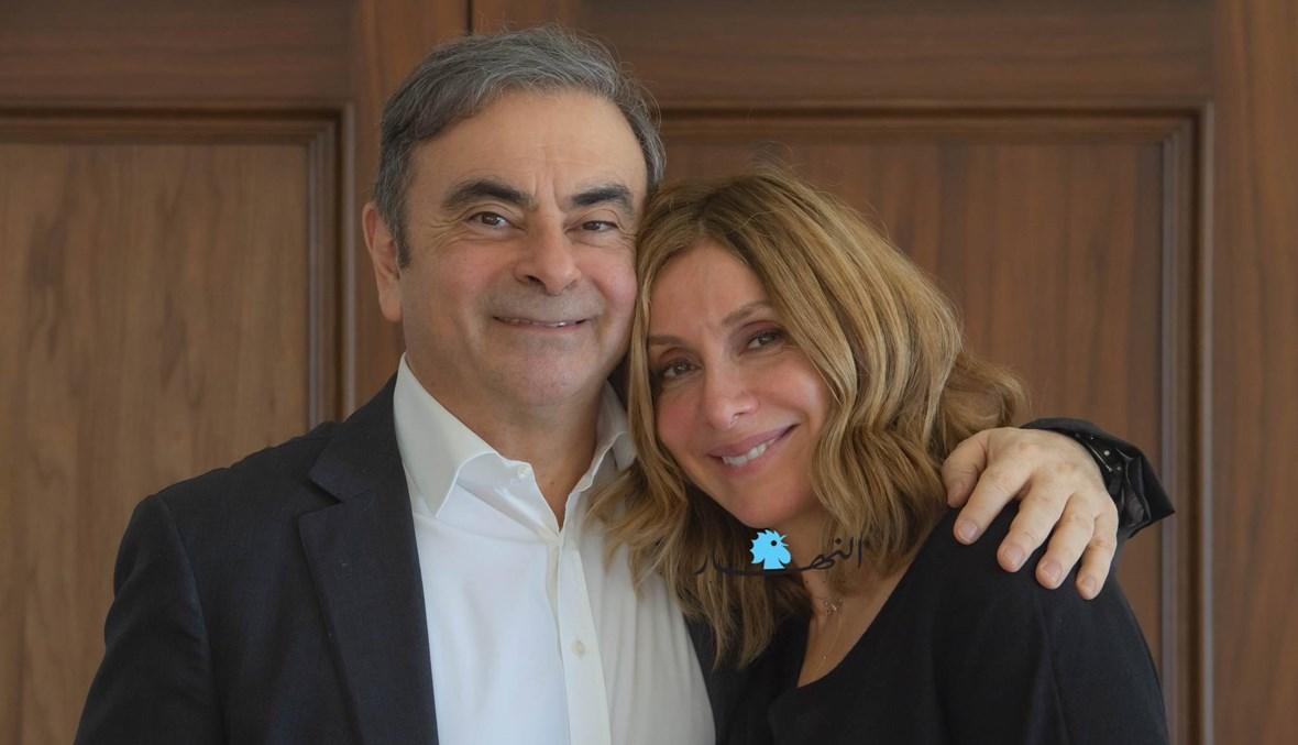 (فيديو) مقابلة حصرية مع كارلوس غصن... ما هي أصعب لحظة في رحلته من أوساكا الى بيروت؟
