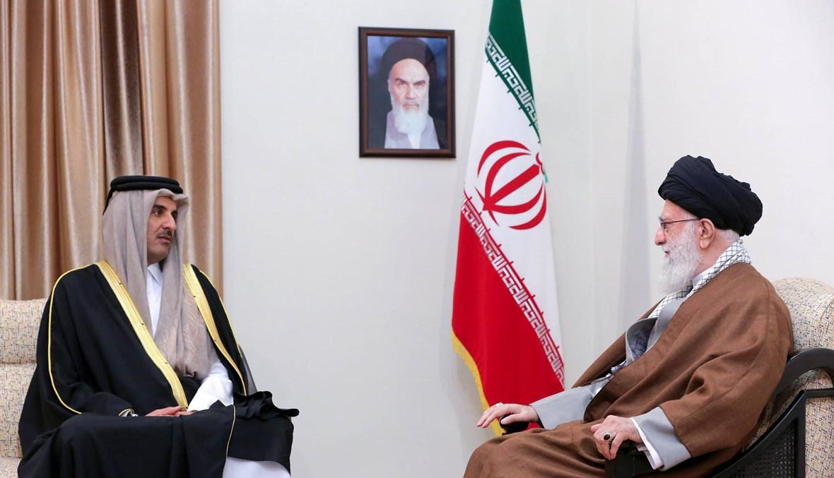 """خامنئي يدعو إلى """"تعزيز العلاقات"""" بين دول منطقة الخليج"""