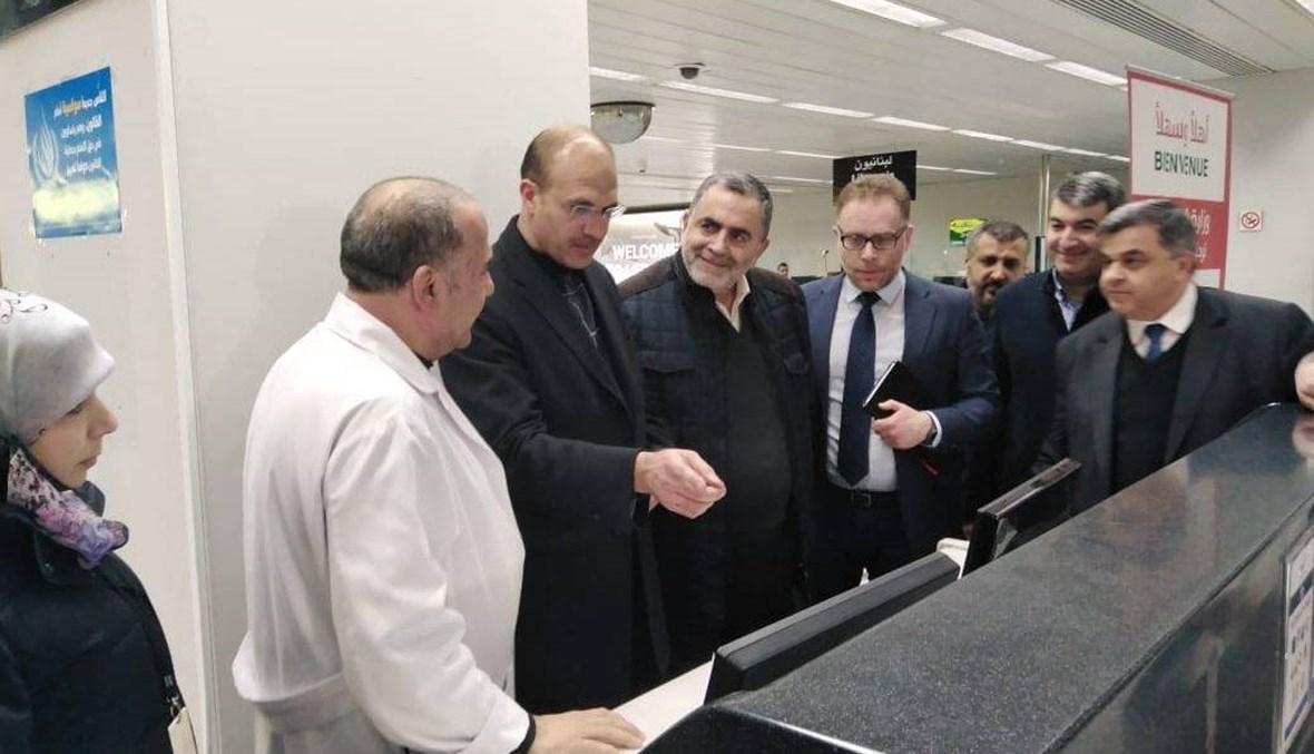 تسجيل أول حالة كورونا في لبنان... المريضة قادمة من إيران