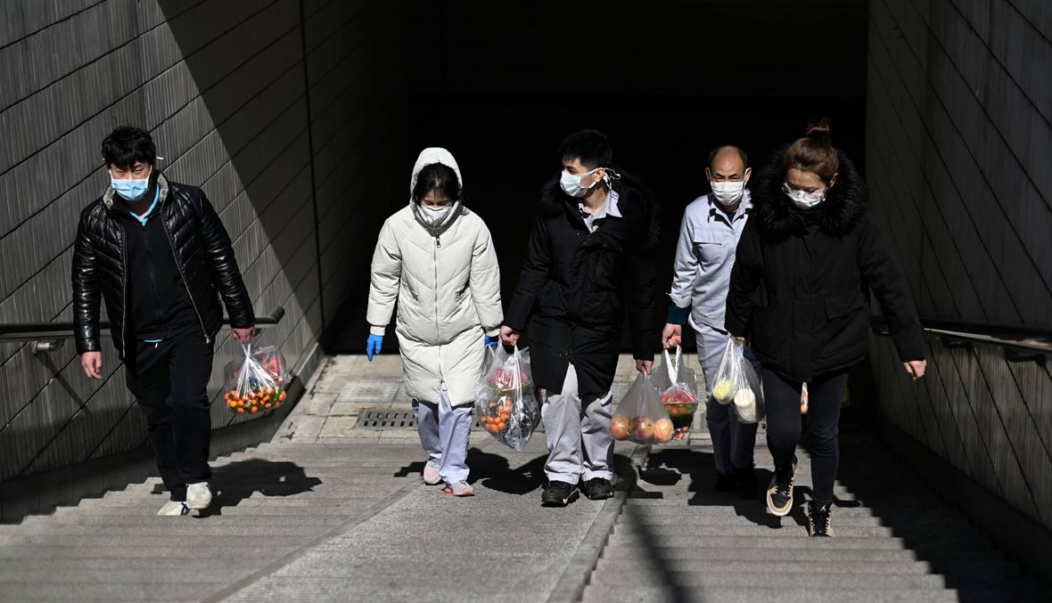 الصين: 28 حالة وفاة جديدة جرّاء كورونا المستجد
