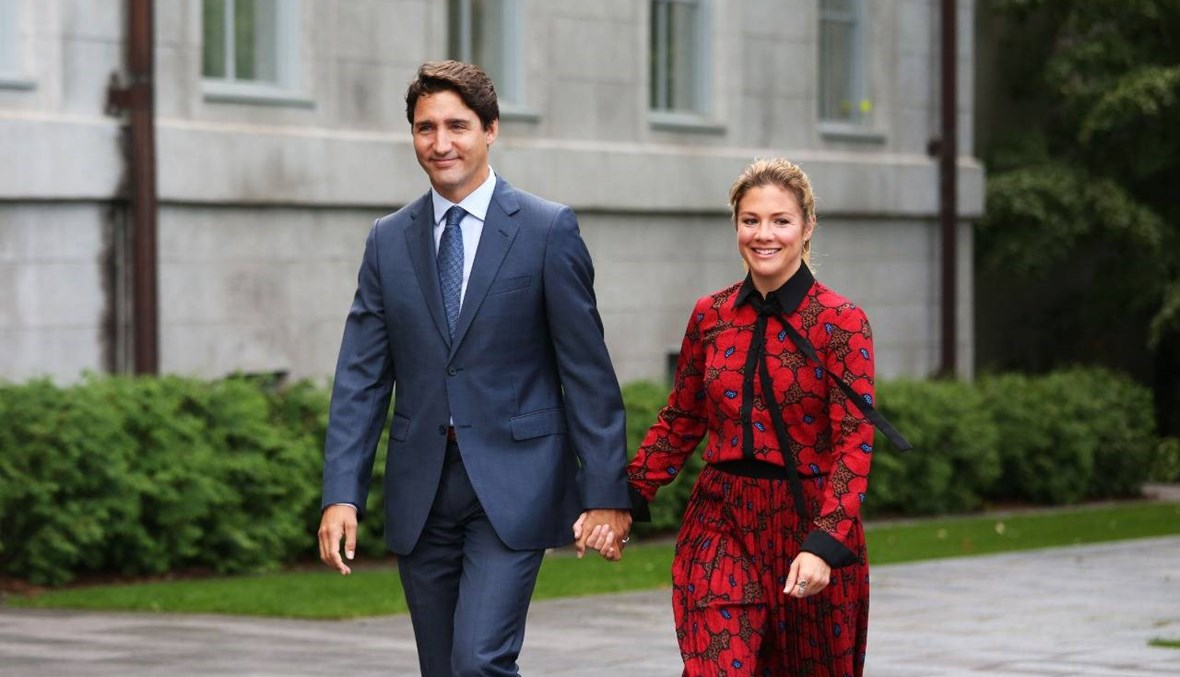 كندا تؤكّد إصابة زوجة رئيس الوزراء بكورونا: ترودو يدعو إلى عدم الهلع