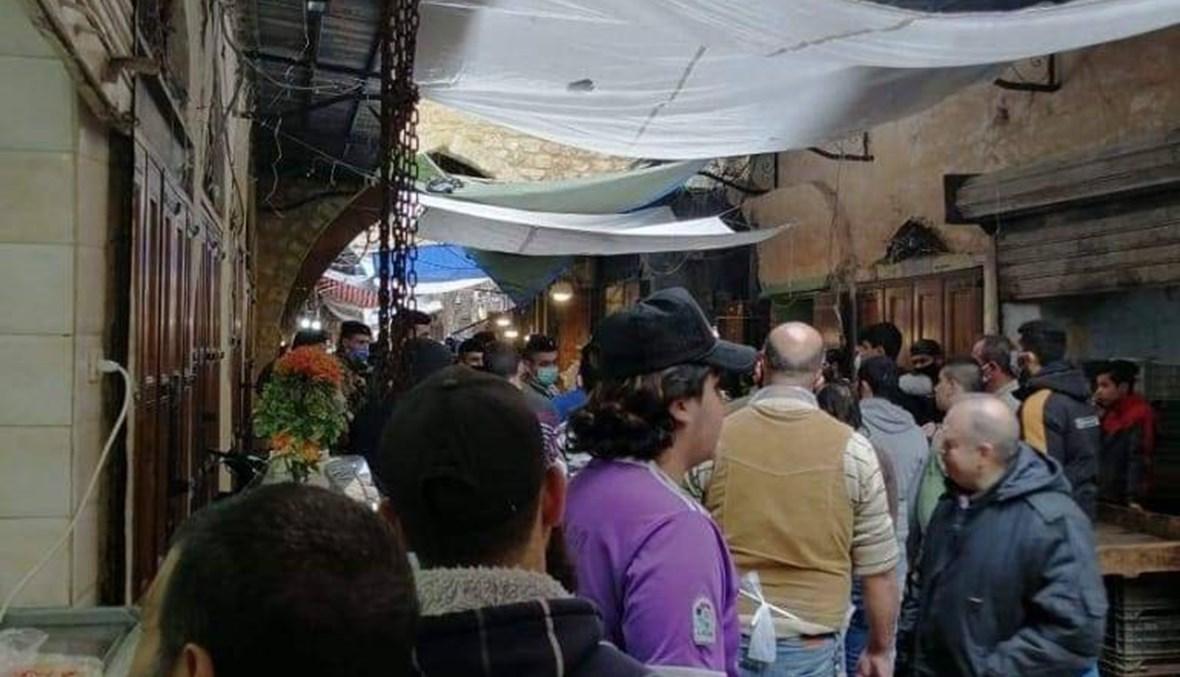 الجيش يدهم في طرابلس ويقفل الأسواق بعد حركة صباحية شبه عادية (صور)