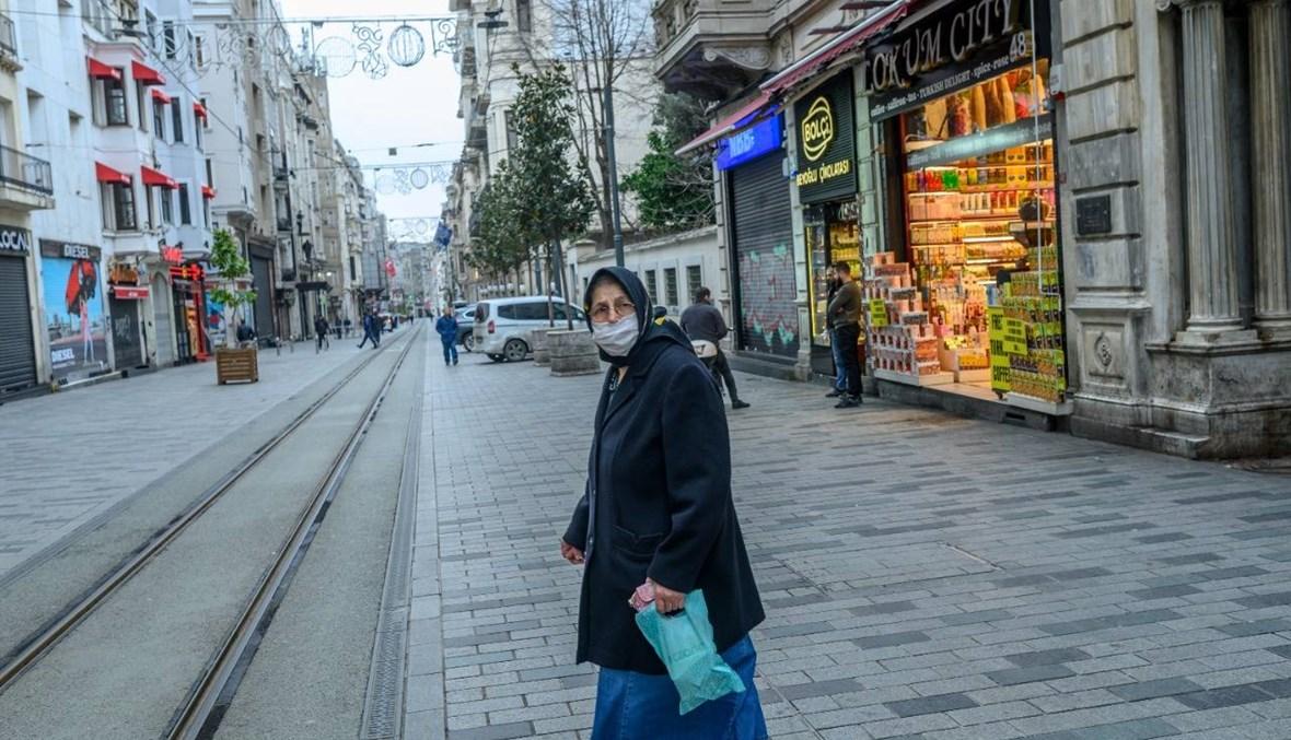 تركيا: ارتفاع عدد الوفيات بفيروس كورونا إلى 92
