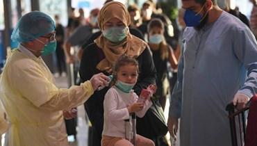 كورونا الامارات: 398 إصابة جديدة