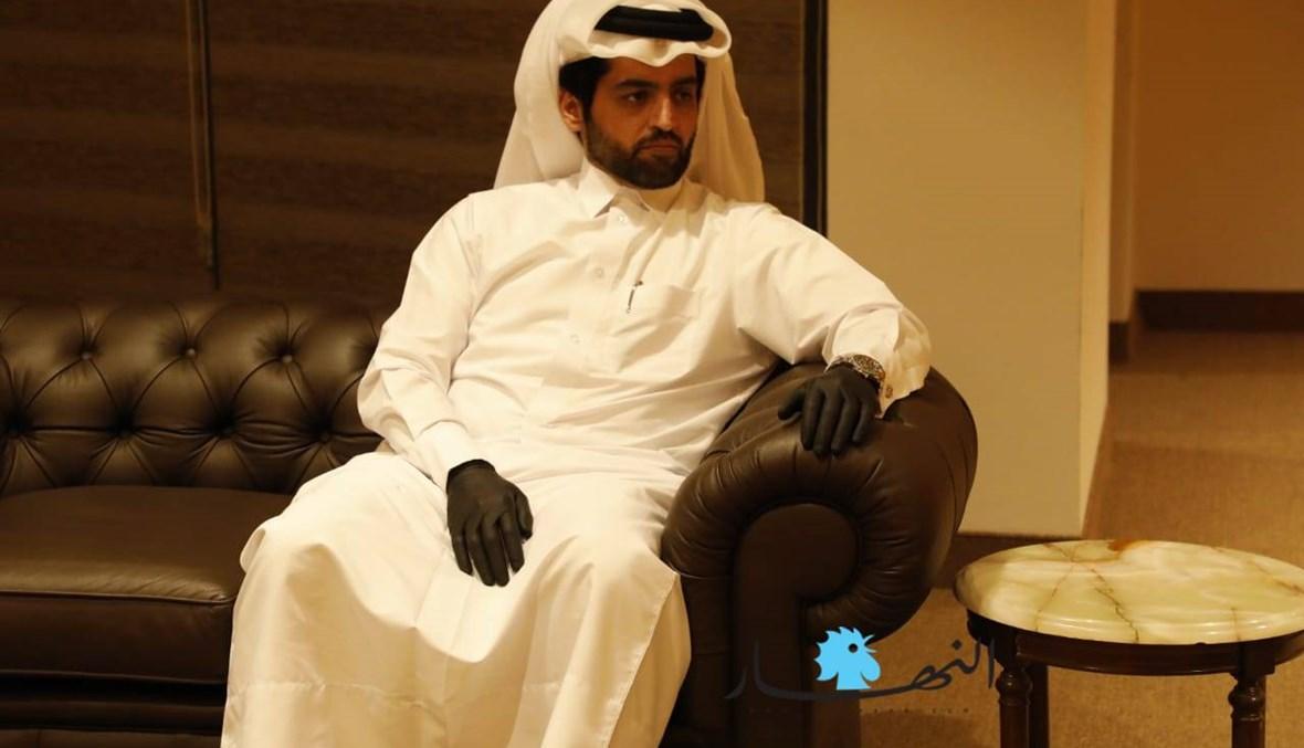 بالصور: طائرة مساعدات طبية مقدمة من قطر كهبة وصلت الى مطار رفيق الحريري