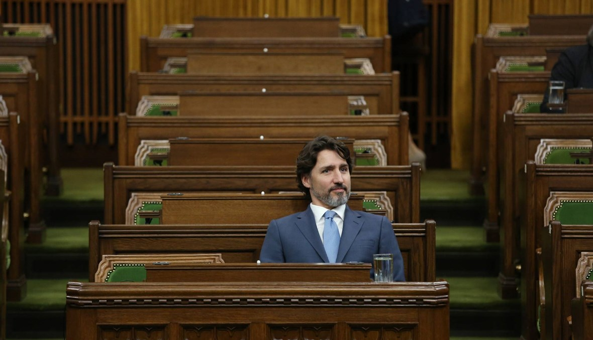 ترودو يعلن اتفاق كندا وأميركا على تمديد حظر السفر غير الضروري 30 يوماً