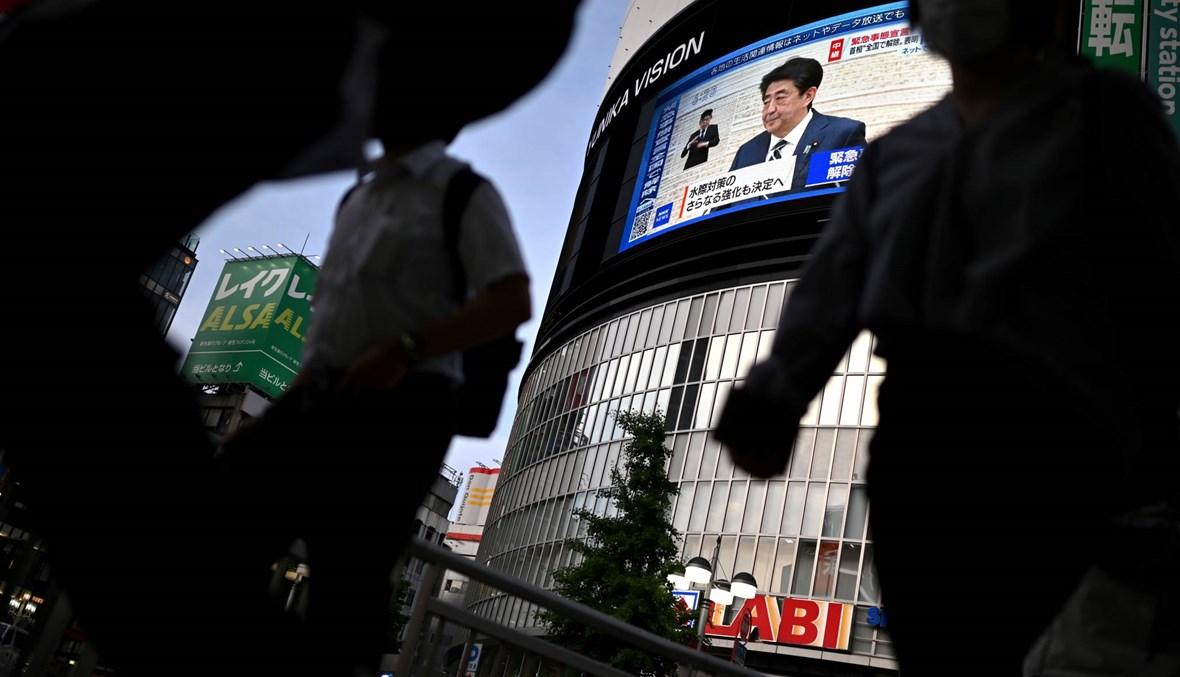 """اليابان ترفع حالة الطوارئ... """"نجحت في السيطرة على انتشار الفيروس"""""""
