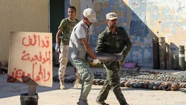 ليبيا: حكومة الوفاق تعلن وقف إطلاق النار