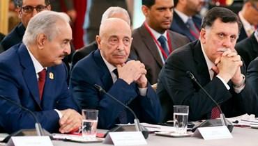 السلطتان المتنافستان في ليبيا تعلنان انتخابات مقبلة ووقفاً لإطلاق النار