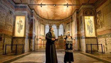 بعد آيا صوفيا... إردوغان يأمر بتحويل كنيسة سابقة في إسطنبول مسجداً