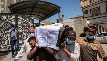 """مسلسل اغتيال الناشطين في العراق يعود: """"القاتل معروف""""... ولا توقيفات"""