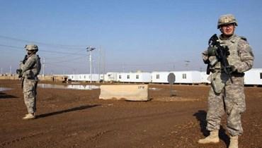 قوات التحالف بقيادة أميركا تنسحب من قاعدة التاجي العراقية