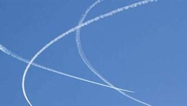 تحليق للطيران الإسرائيلي في أجواء الجنوب وكسروان
