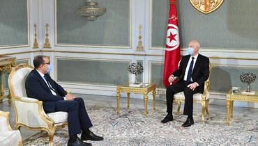 تونس: رئيس الوزراء المكلّف يعتزم دمج وزارات اقتصاديّة