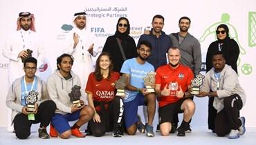 انطلاق مبادرة السفراء الشباب للجيل المبهر ضمن أنشطة كرة القدم من أجل التنمية