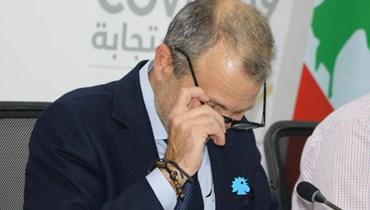 مكتب باسيل: لم يطرح أي اسم لرئاسة الحكومة