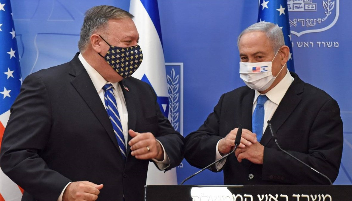 """بومبيو في القدس: """"آمل أن أرى دولاً عربيّة أخرى"""" تطبّع العلاقات مع إسرائيل"""