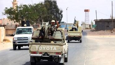 """متحدّث باسم حفتر: إعلان وقف إطلاق النار في ليبيا """"تسويق إعلامي"""""""