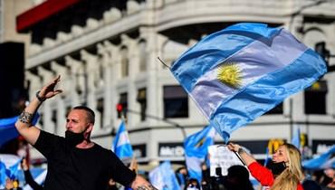 الأرجنتين تسجّل زيادة يومية قياسية في إصابات ووفيات كورونا