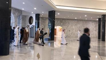 وزير خارجية قطر من بعبدا: هناك حاجة للاستقرار السياسي والاجتماعي لدعم مسيرة الإصلاح
