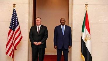 في حضور بومبيو... السودان يستبعد التطبيع قريباً