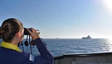تدريبات عسكرية مشتركة بين اليونان وقبرص وايطاليا وفرنسا في شرق المتوسط