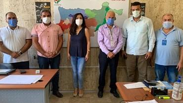 غرفة طوارئ عكار بحثت في تفعيل عمل خلايا الازمات لمواجهة الوباء