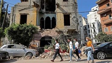 NAYA | Gender equality matters in Beirut blast response
