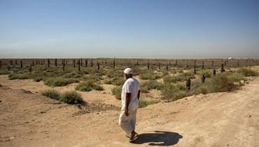 العراق يخشى جفاف نهريه التاريخيين بسبب السدود التي تبنيها تركيا وإيران