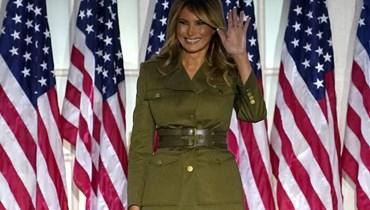 ميلانيا ترامب من حدائق البيت الأبيض تضفي لمسات لطيفة على المؤتمر الجمهوري