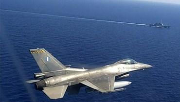 مناورات متقابلة بين اليونان وتركيا تضع شرق المتوسط على كف الحرب