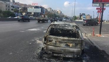 الجيش: توقيف 4 في إشكال خلدة وإعادة فتح الطرق