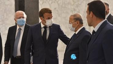 """ماكرون في بيروت الاثنين... """"الوقت حان لتنحّي الأحزاب السياسية اللبنانية جانباً موقّتاً"""""""