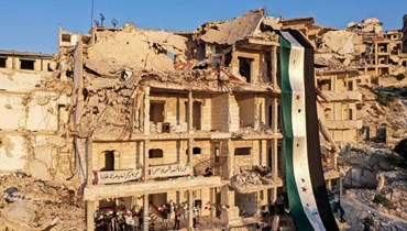 سوريا: المعارضة تحضّ القوى الكبرى على دعم وقف إطلاق النار
