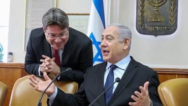 وزير التعاون الإقليمي الإسرائيلي: إسرائيل تأمل في توقيع اتفاق التطبيع مع الإمارات في واشنطن الشهر المقبل