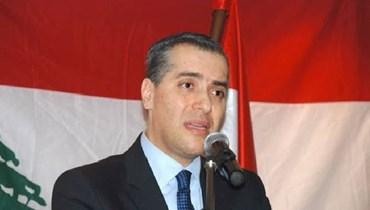 """""""النهار"""": صورة خاصة للسفير مصطفى أديب هذه الليلة في بيروت"""