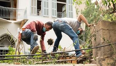 """""""المورد الثقافي و""""آفاق""""... مبادرة لدعم العاملات والعاملين بالثقافة والفنون في بيروت"""